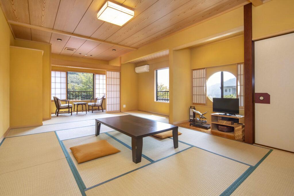2階の客室